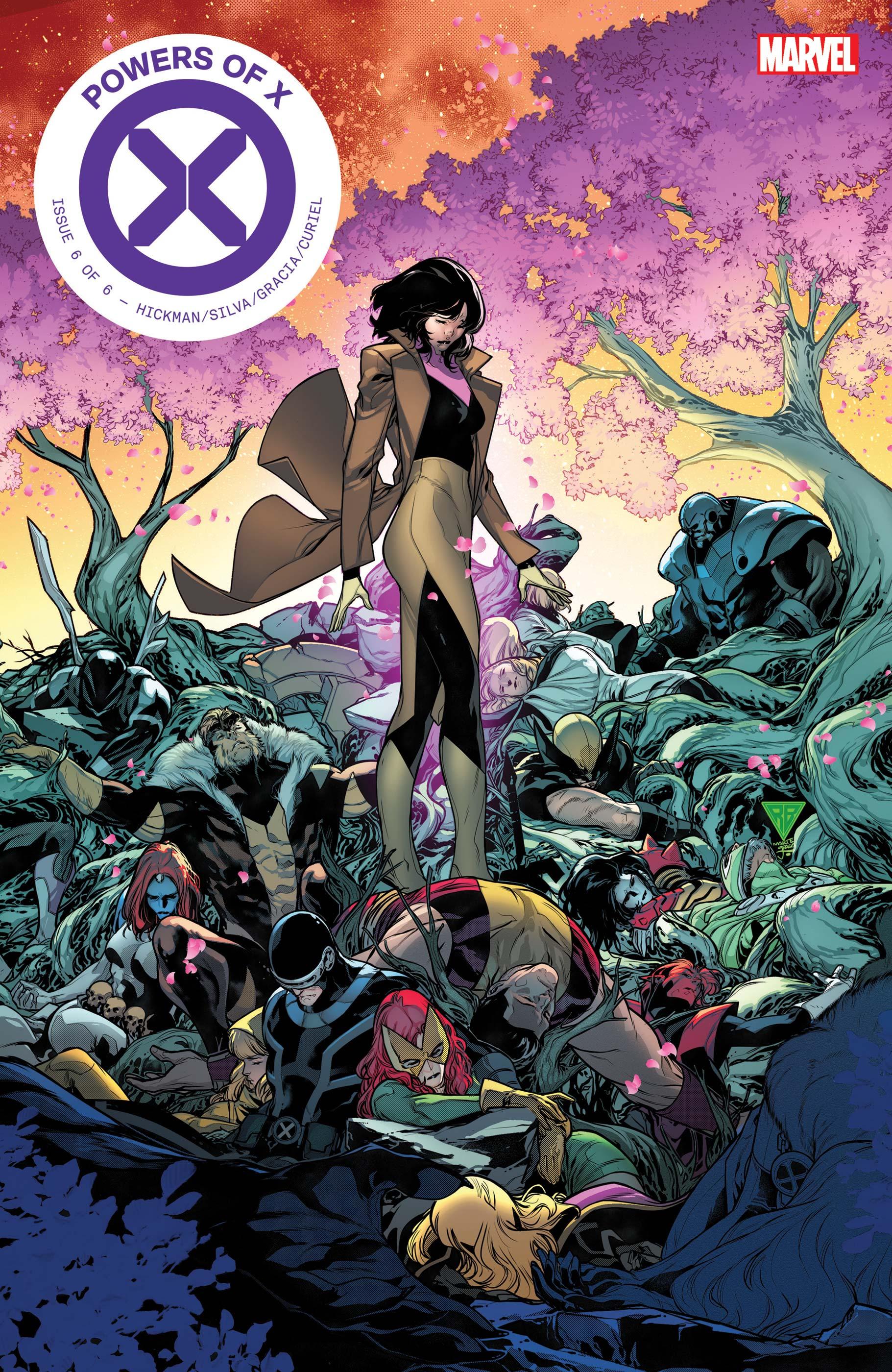 Marvel Powers of X #2 Comic Book
