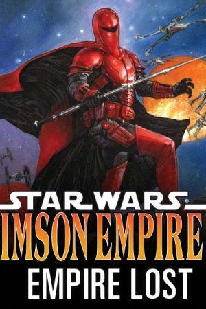 Star Wars: Crimson Empire Iii - Empire Lost (2011 - 2012)