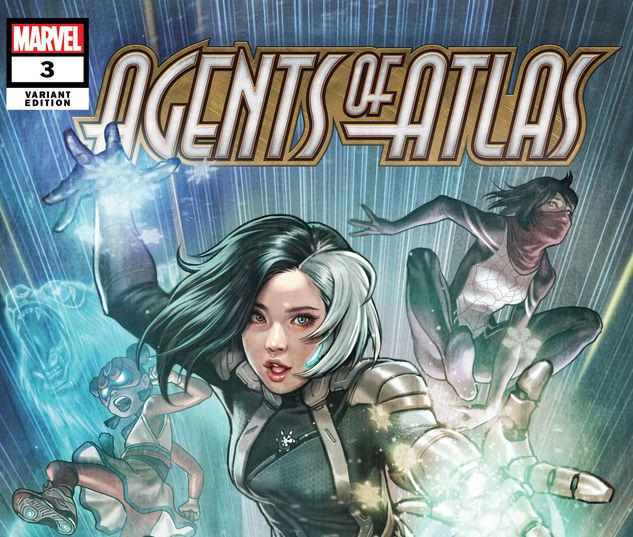 Agents of Atlas #3