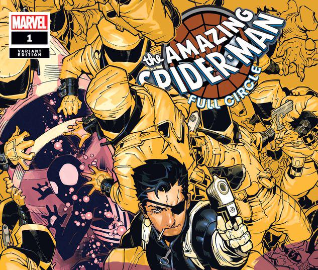 AMAZING SPIDER-MAN: FULL CIRCLE 1 BACHALO VARIANT #1