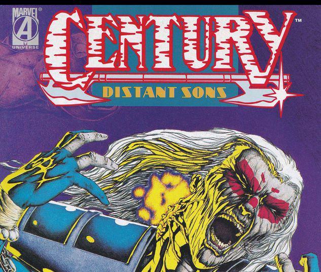 CENTURY: DISTANT SONS 1 #1