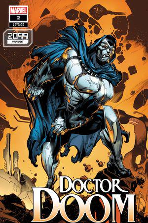 Doctor Doom (2019) #2 (Variant)