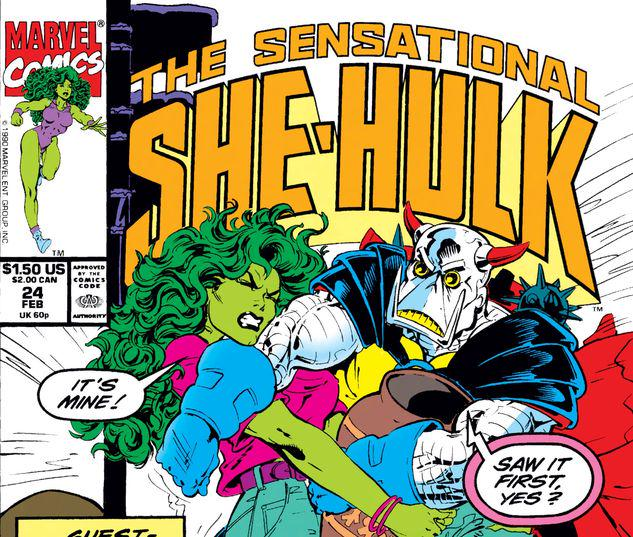 Sensational She-Hulk #24