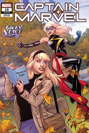 Captain Marvel (2019) #15 (Variant)
