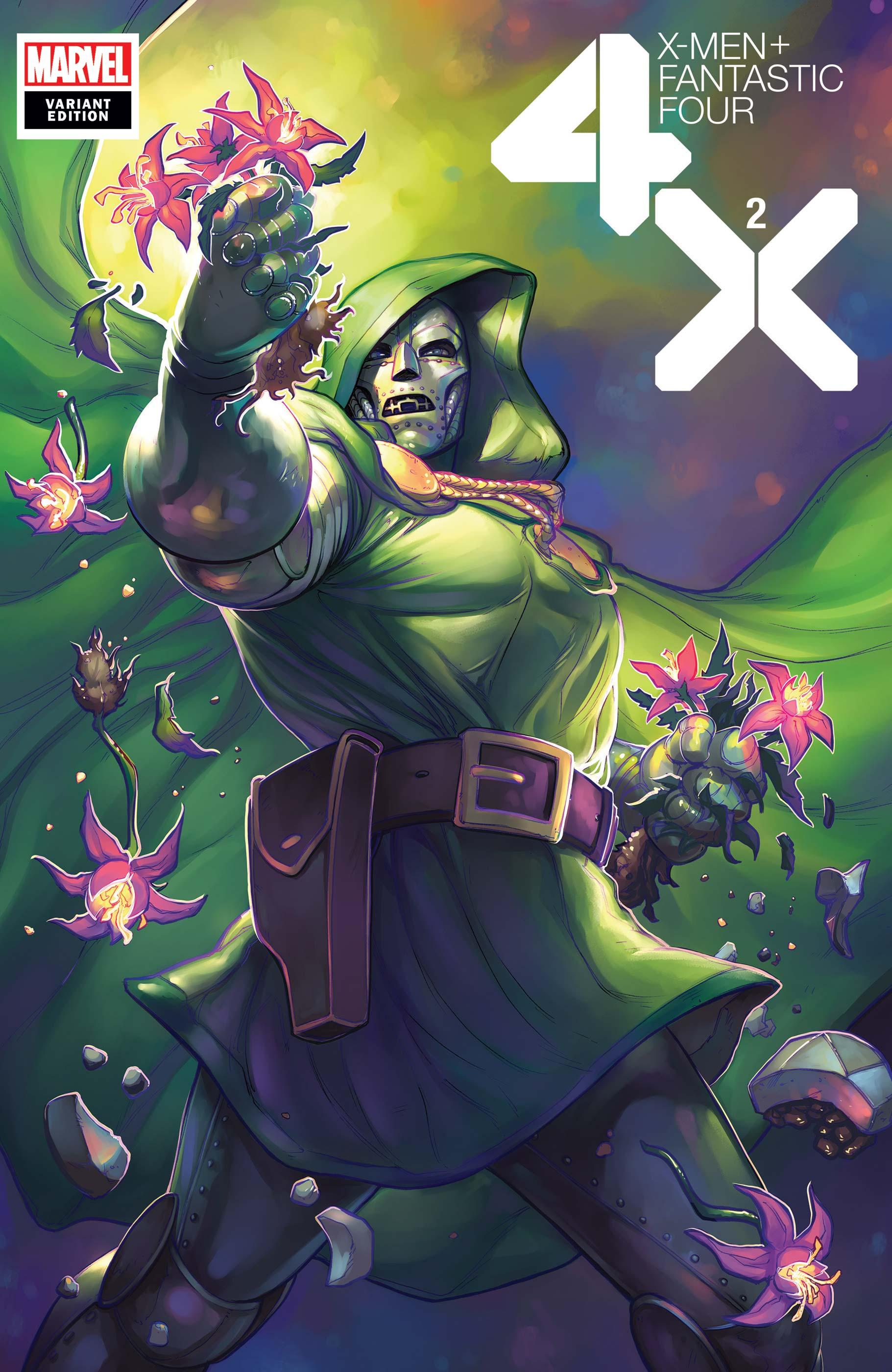 X-Men/Fantastic Four (2020) #2 (Variant)