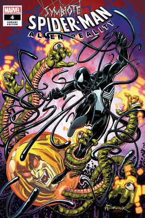 Symbiote Spider-Man: Alien Reality (2019) #4 (Variant)