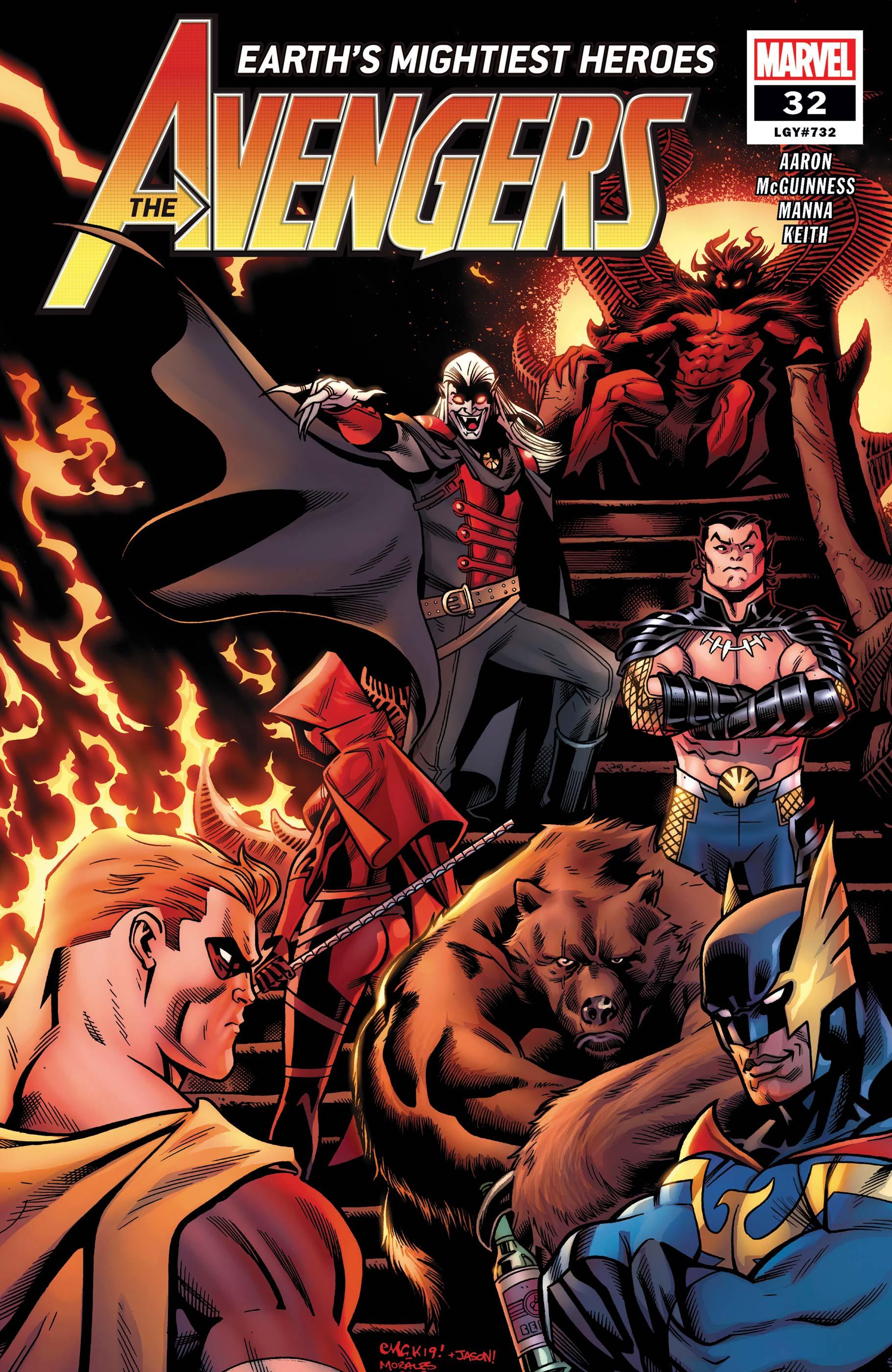 Avengers (2018) #32