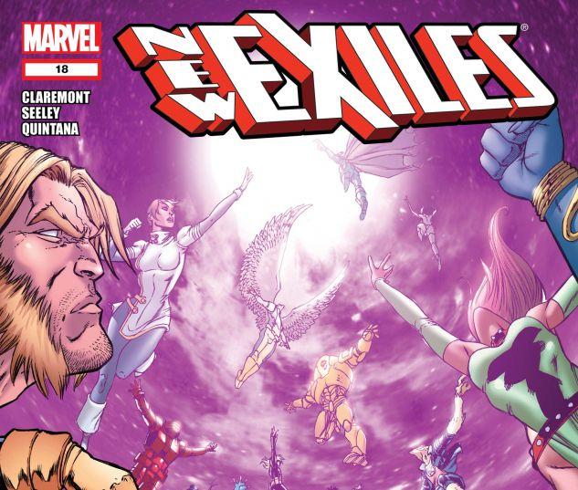 NEW EXILES (2008) #18
