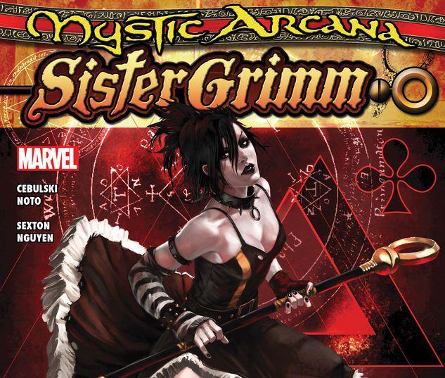 Mystic Arcana #4