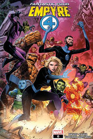 Empyre: Fantastic Four (2020)