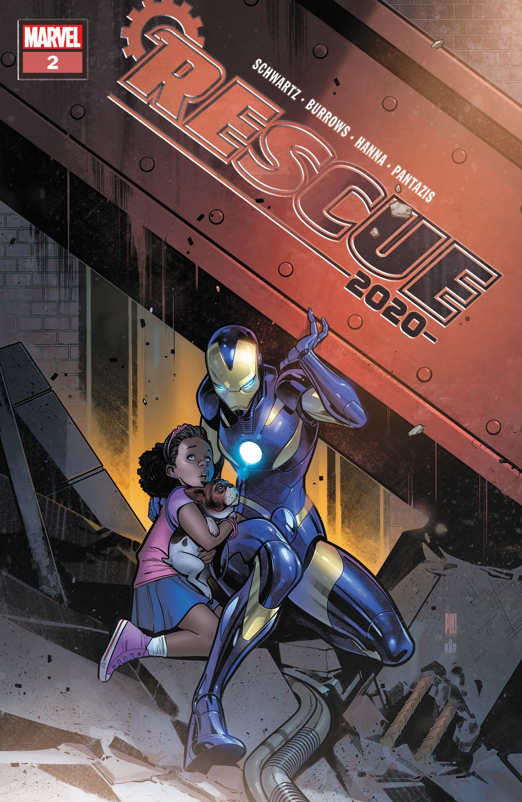 2020 Rescue (2020) #2