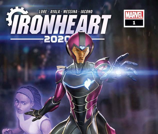 2020 Ironheart #1