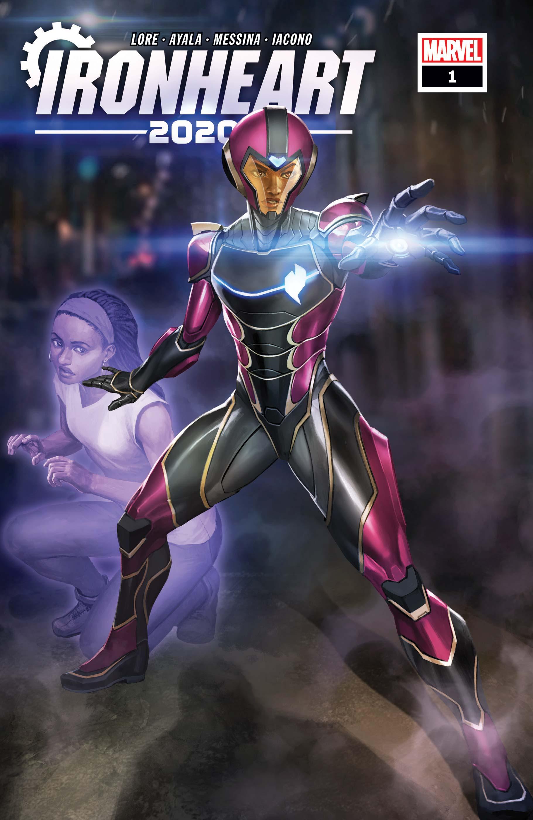 2020 Ironheart (2020) #1