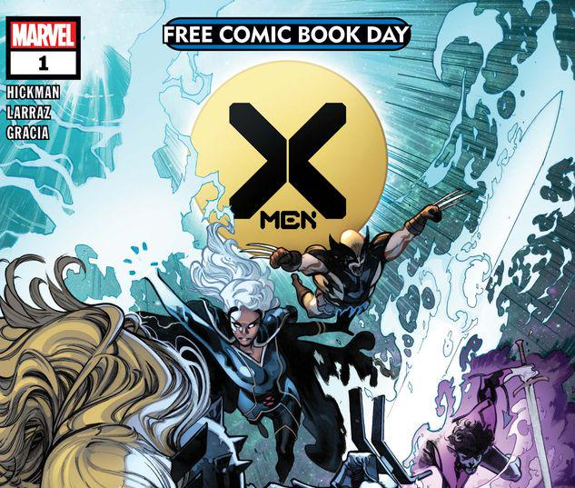 FREE COMIC BOOK DAY 2020 #1