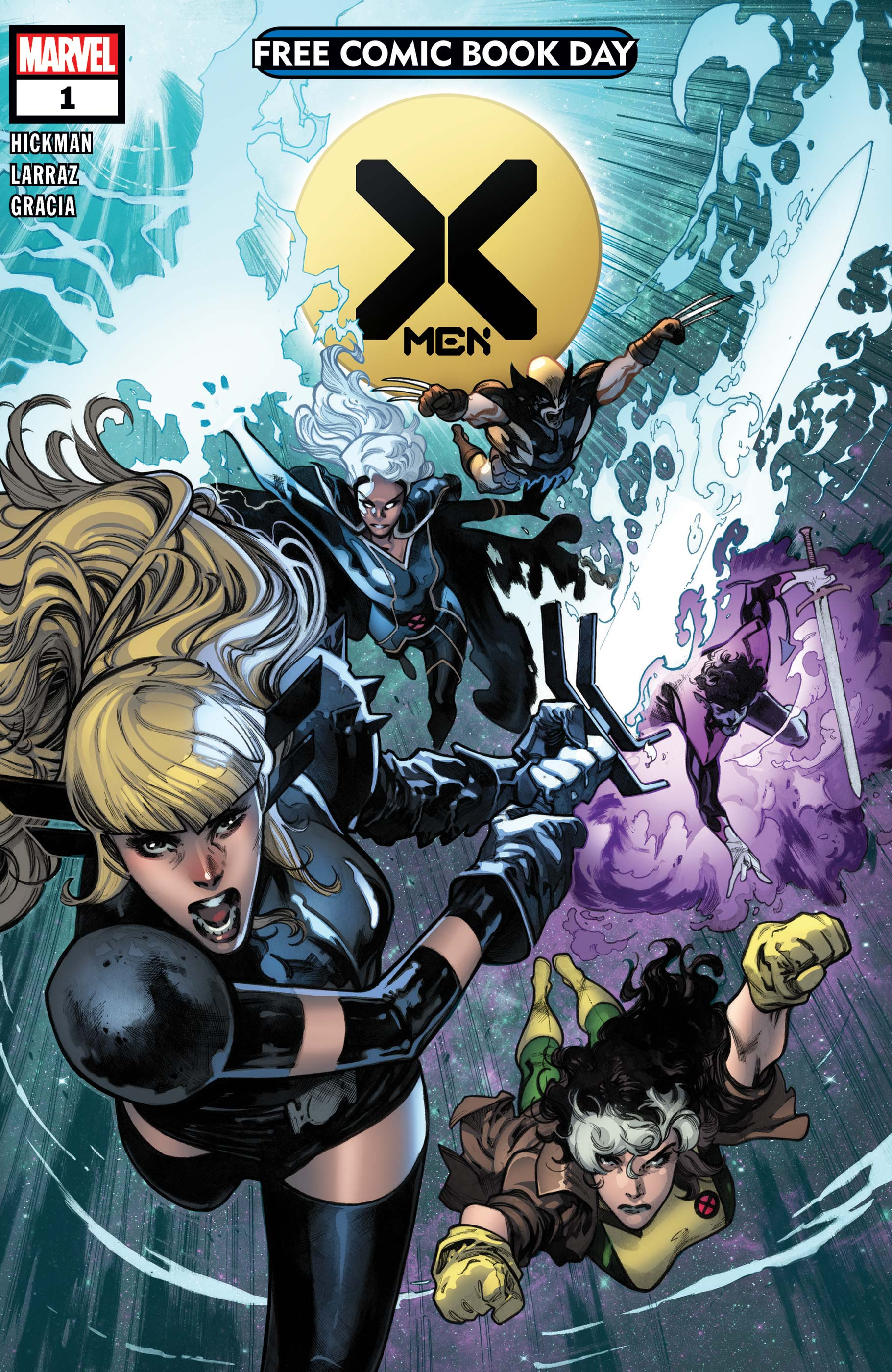 Free Comic Book Day: X-Men (2020) #1