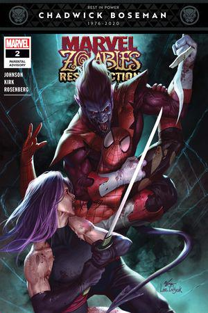 Marvel Zombies: Resurrection #2