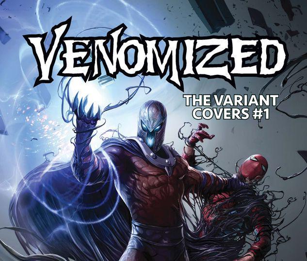 VENOMIZED VARIANTS 1 #1
