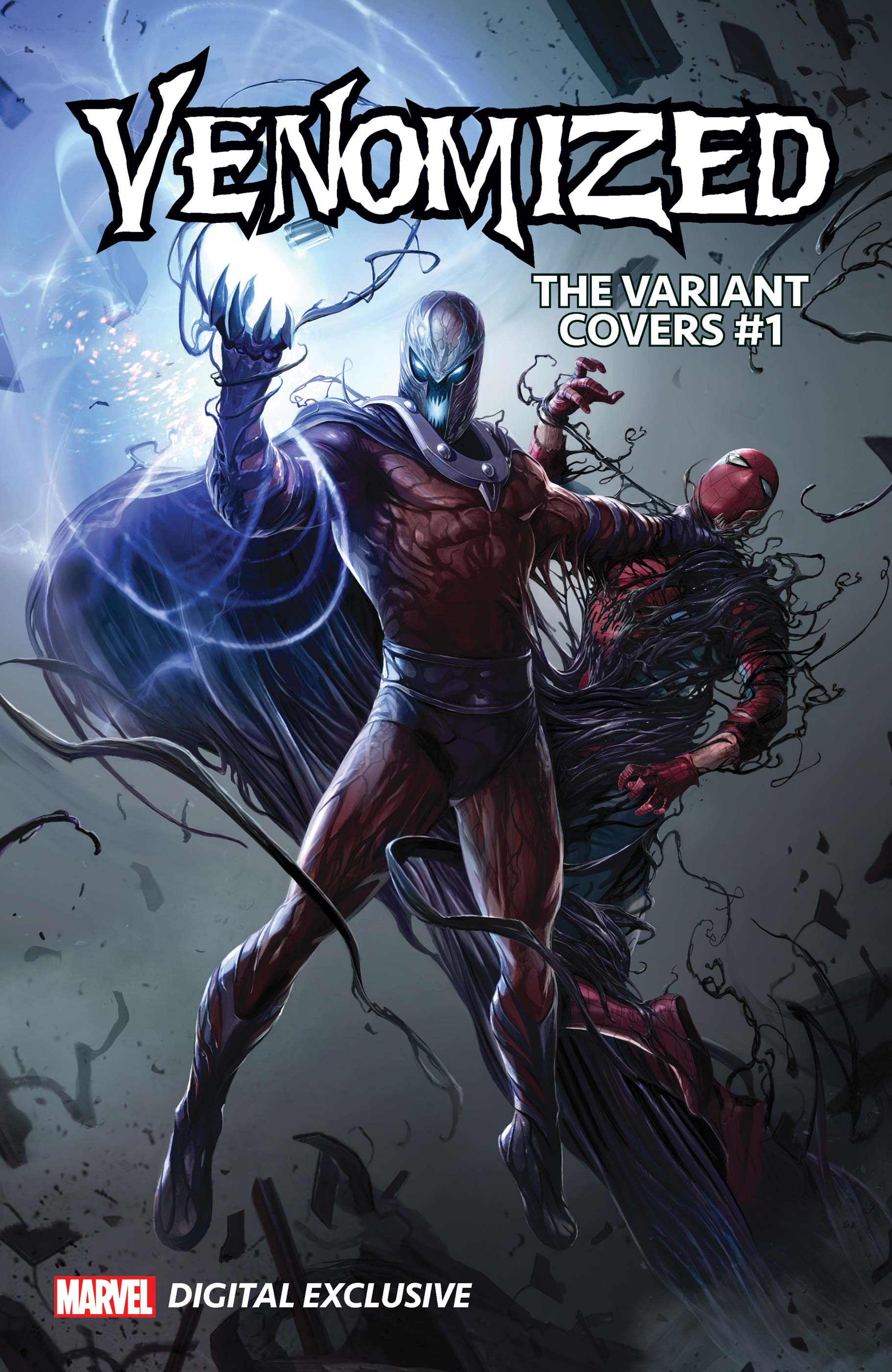 Venomized: The Variant Covers (2020) #1