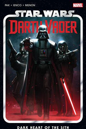 Star Wars: Darth Vader By Greg Pak Vol. 1 - Dark Heart Of The Sith (Trade Paperback)