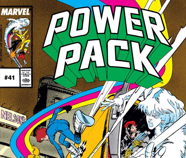 Power Pack #41