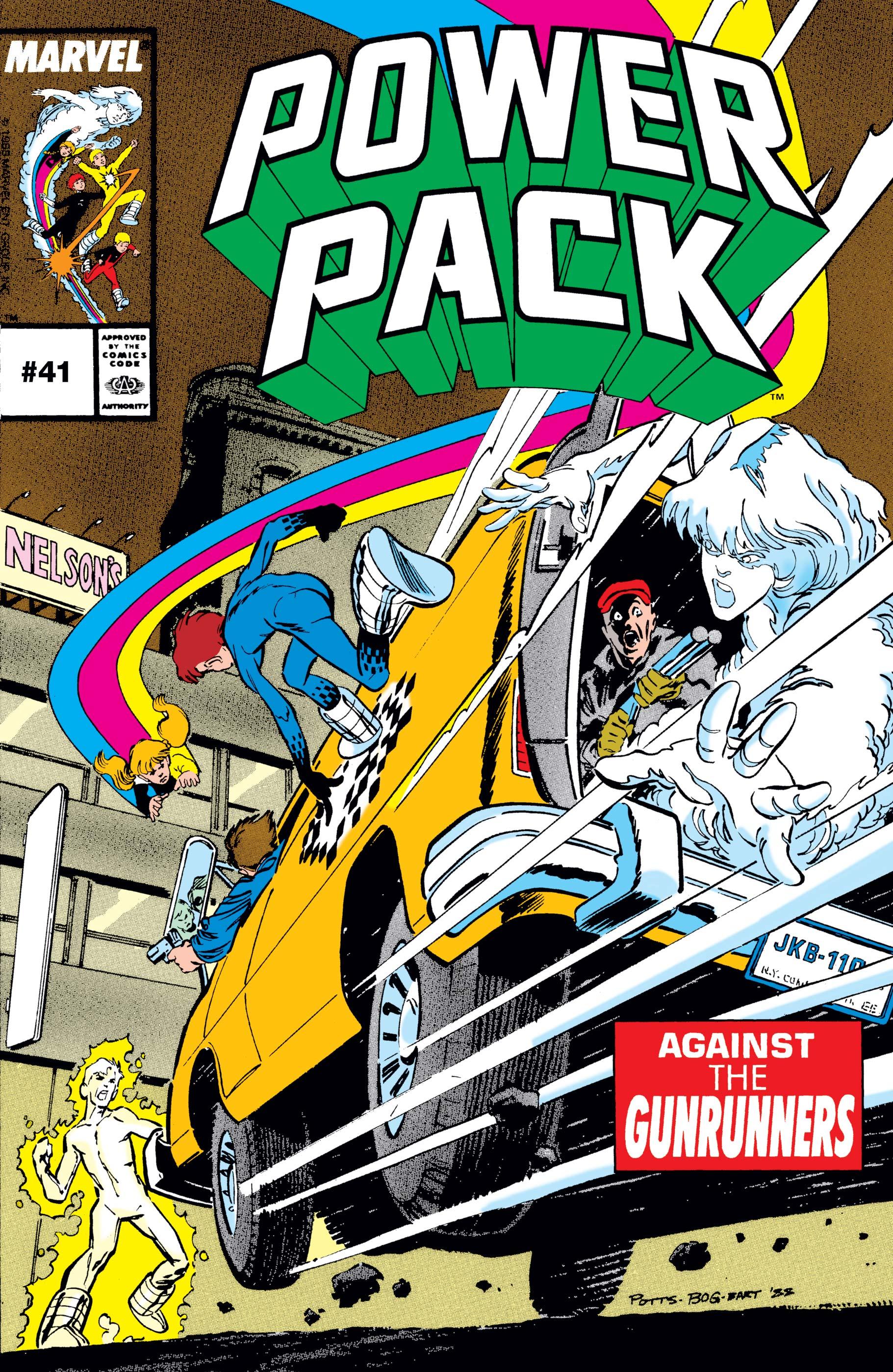 Power Pack (1984) #41