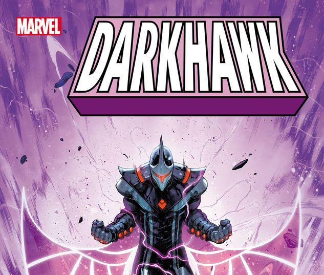 Darkhawk #1