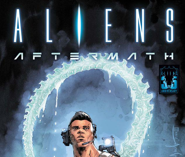 ALIENS: AFTERMATH 1 WACHTER VARIANT #1