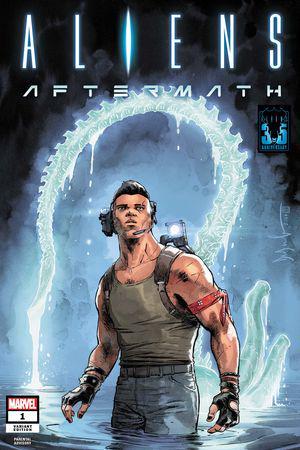 Aliens: Aftermath (2021) #1 (Variant)