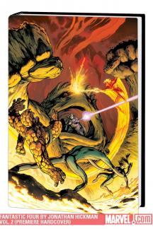 Fantastic Four by Jonathan Hickman Vol. 2 (Hardcover)