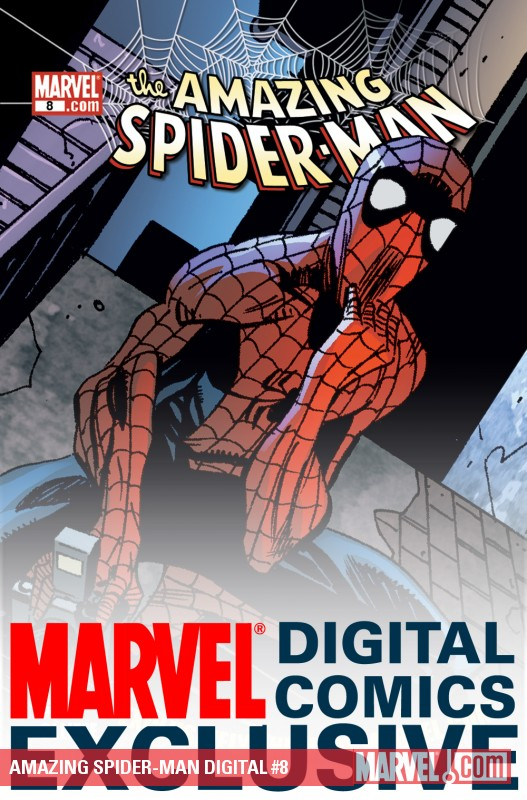 Amazing Spider-Man Digital (2009) #8