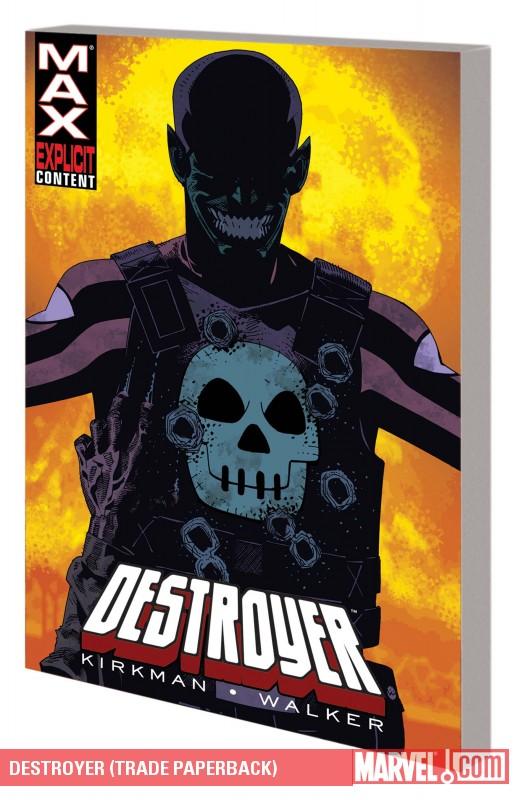 Destroyer (Trade Paperback)