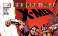 DARK REIGN: THE LIST - X-MEN ONE-SHOT
