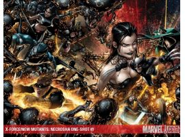 X-FORCE/NEW MUTANTS: NECROSHA ONE-SHOT #1