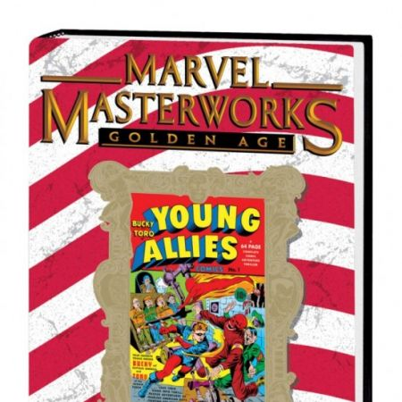 MARVEL MASTERWORKS: GOLDEN AGE YOUNG ALLIES VOL. 1 HC (VARIANT)