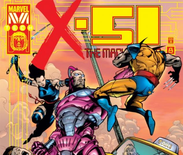 X-51 #8