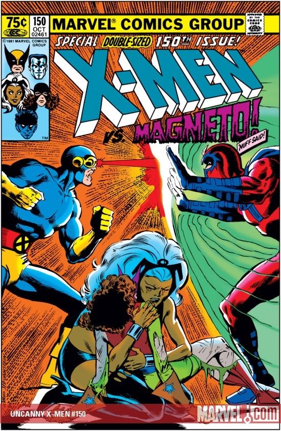 Uncanny X-Men (1963) #150