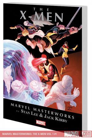 Marvel Masterworks: The X-Men Vol. 1 (Trade Paperback)