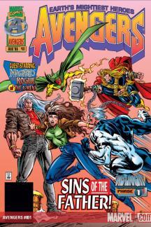 Avengers #401