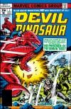 DEVIL DINOSAUR #7 COVER