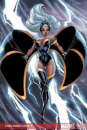 X-Men: Worlds Apart (2008 - 2009)