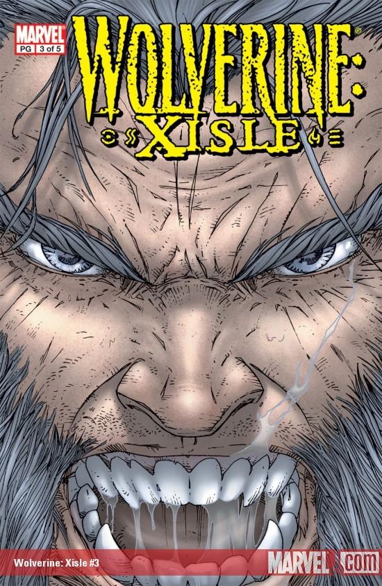Wolverine: Xisle (2003) #3