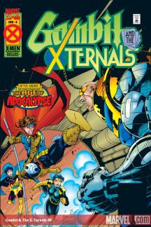 Gambit and the X-Ternals #4