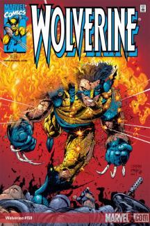 Wolverine #159