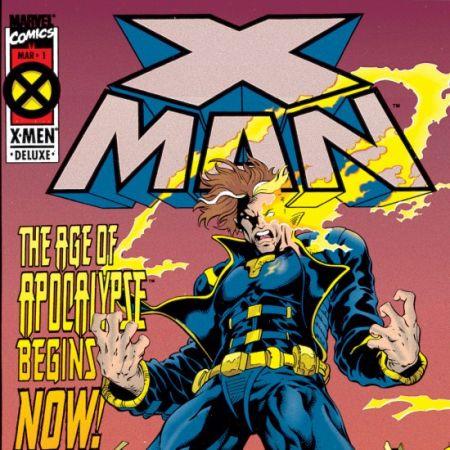 X-Man #1