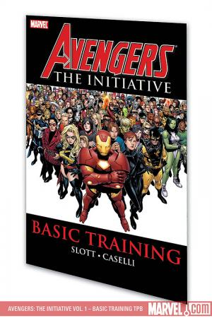 Avengers: The Initiative Vol. 1 - Basic Training (2008)