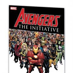 AVENGERS: THE INITIATIVE VOL. 1 - BASIC TRAINING #0