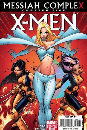 X-Men (2004) #205 (Variant)