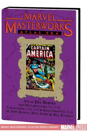 Marvel Masterworks: Atlas Era Heroes Vol. 2 (Hardcover)