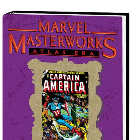 MARVEL MASTERWORKS: ATLAS ERA HEROES VOL. 2 HC #0