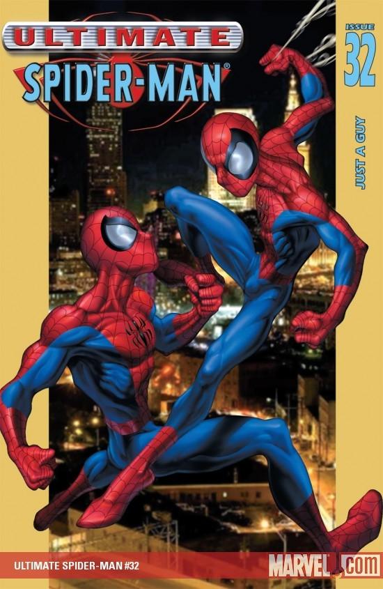 Ultimate Spider-Man (2000) #32